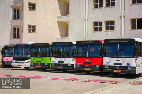 نوسازی ناوگان اتوبوسرانی با انتشار اوراق مشارکت محقق شد