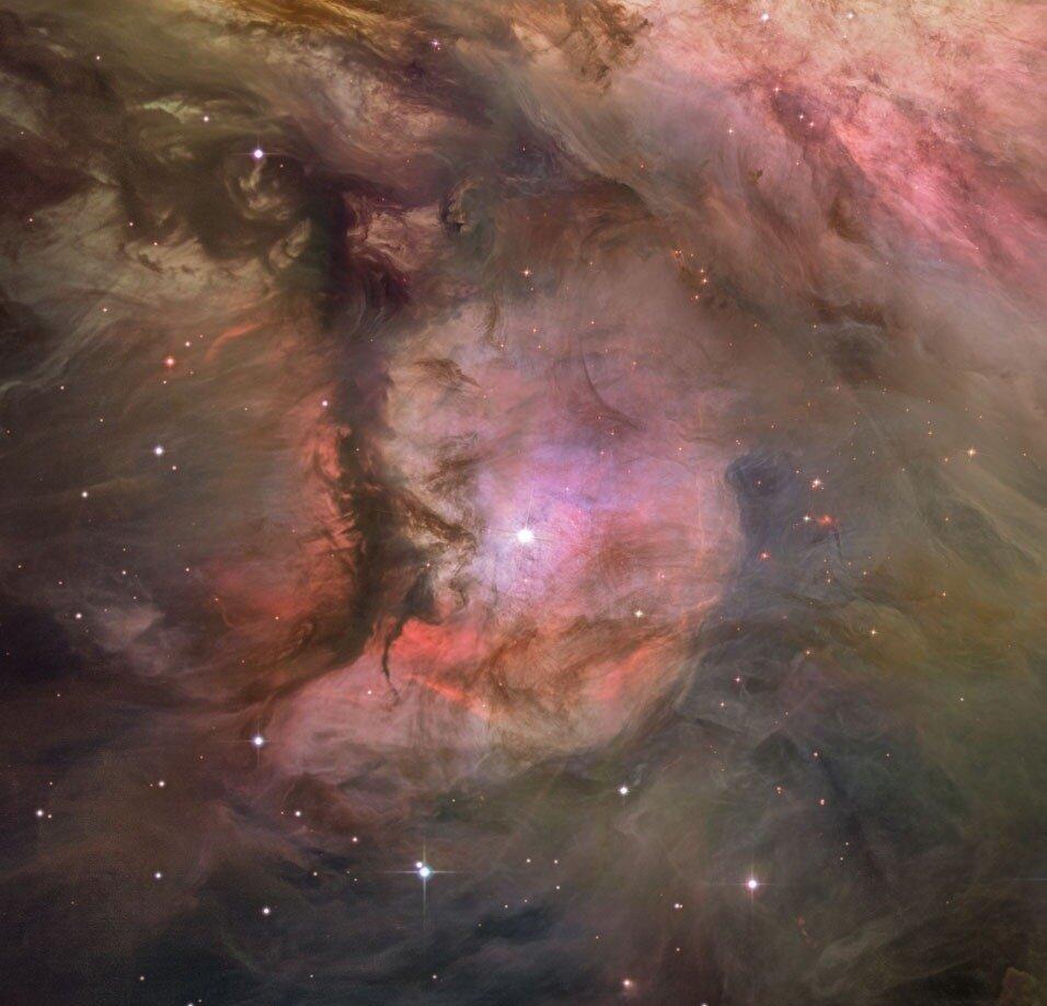 کیهان و منظومه شمسی چگونه شکل گرفته است؟