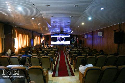 سفر سورنا ستاری به اصفهان