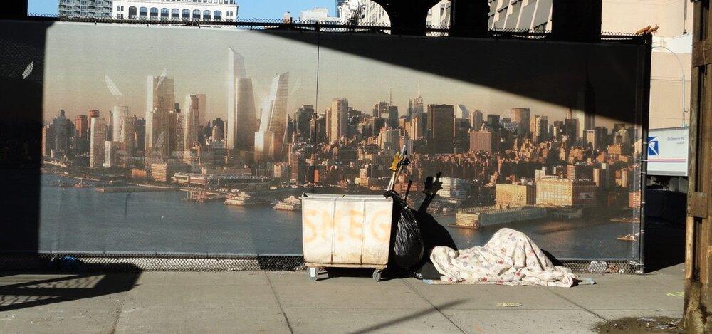 حل مشکلات بیخانمانها در دوران کرونا
