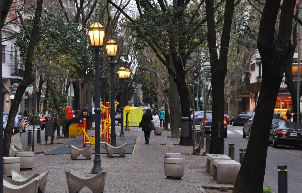 بهبود زندگی شهری در فضاهای عمومی پساکرونا