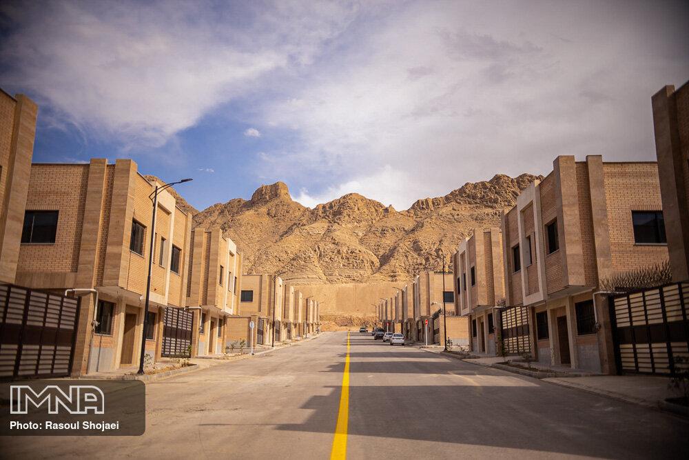 افتتاح میدان خشکبار و موادغذایی اصفهان