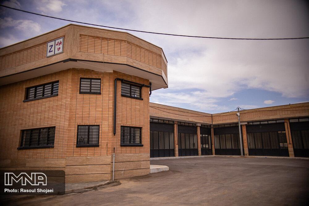 ۴۰ واحد کارگاهی به استقرار مشاغل مزاحم شهر اختصاص یافت