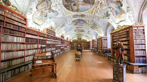 شگفتانگیزترین کتابخانههای دنیا