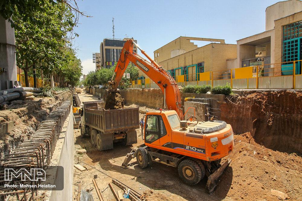 مدیریت شهری مانع هزینههای گزاف در اجرای پروژهها شود