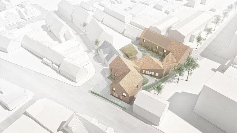 احداث خانههای مناسب سازی شده برای توانخواهان در کپنهاگ