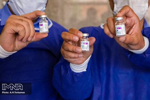 آخرین آمار واکسیناسیون کرونا ایران ۴ تیر