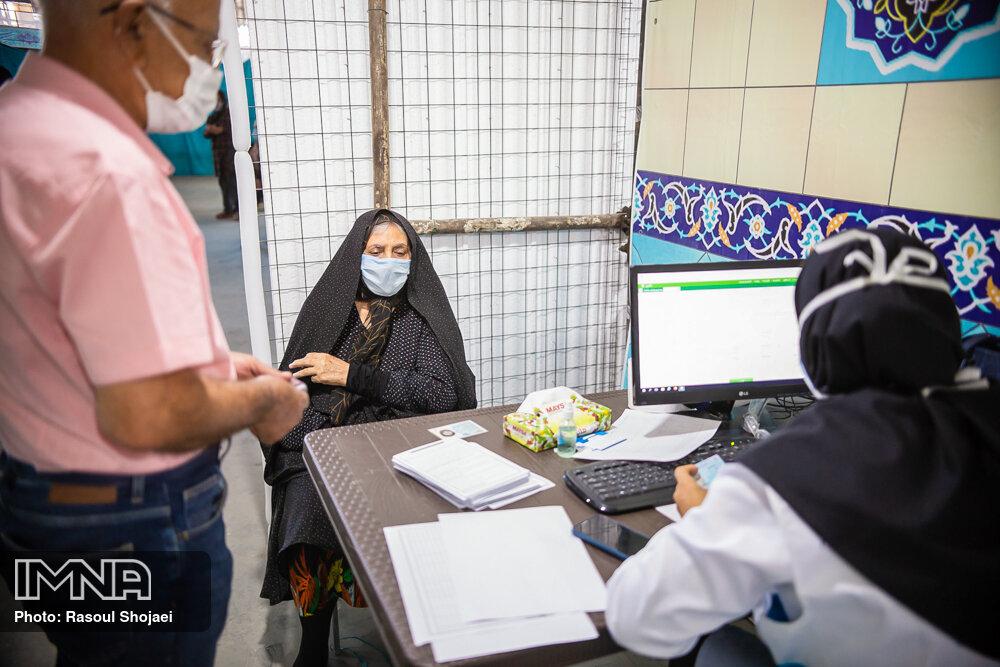 سامانه ثبتنام واکسن کرونا برای متولدین ۱۳۳۵ بازگشایی شد