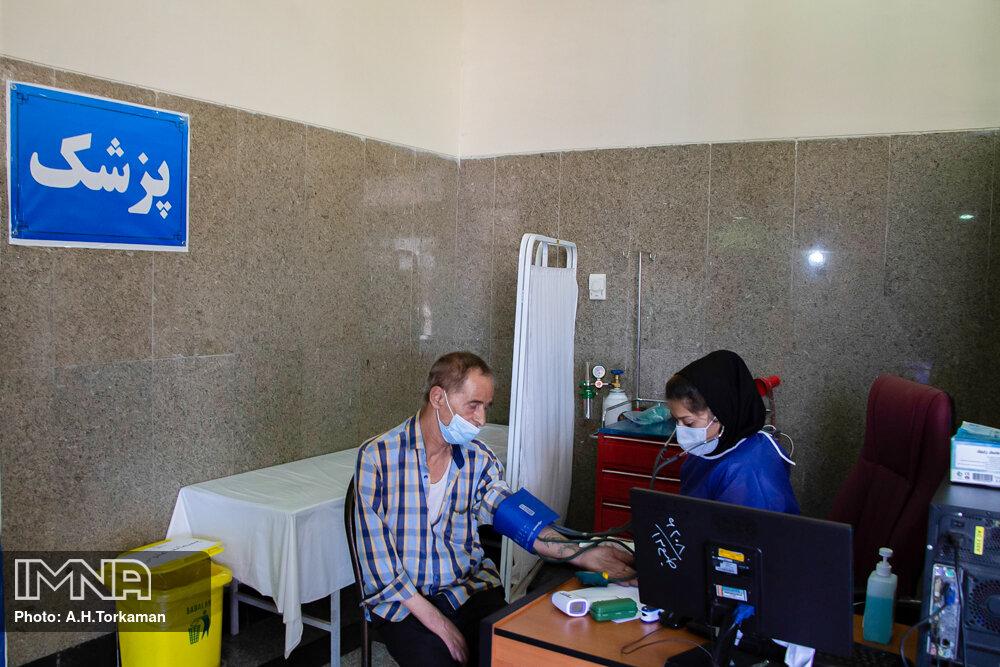 آخرین آمار واکسیناسیون کرونا ایران ۲۱ تیر