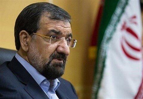 محسن رضایی: سفرای روسیه و انگلستان از صندلی خالی آمریکا در ایران عبرت بگیرند