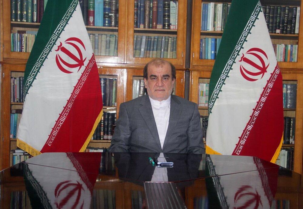 سفیر ایران درگذشت پدر برنج ترکیبی چین را تسلیت گفت