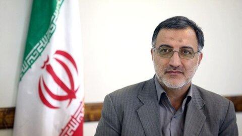 زاکانی: در بیان وضعیت تهران نباید سیاه نمایی شود