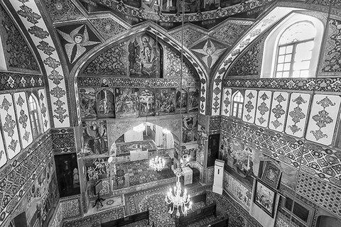 کلیسای مریم مقدس؛ هنر معماری ارامنه