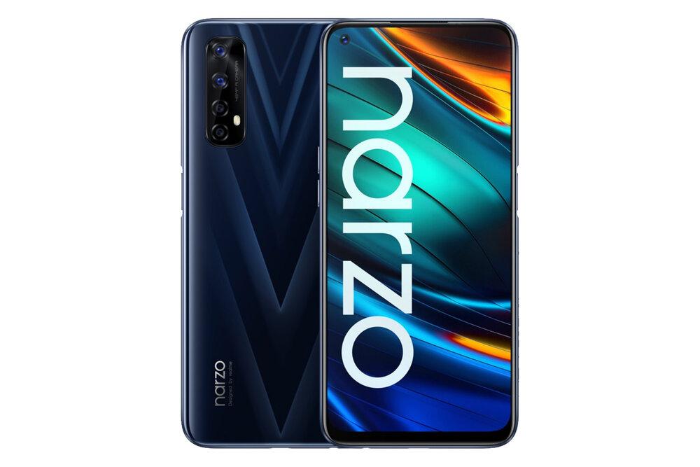 گوشی هوشمند ریلمی Narzo 30 5G چه زمانی عرضه میشود؟