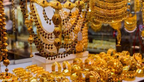 نمودار قیمت طلا امروز ۱۰ تیر ۱۴۰۰