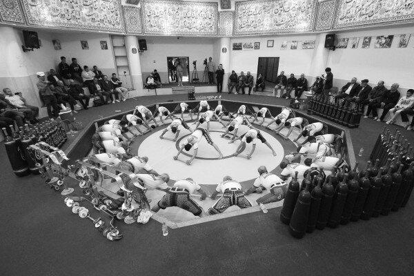 ورزش پهلوانی؛ میراث معنوی ایرانیان