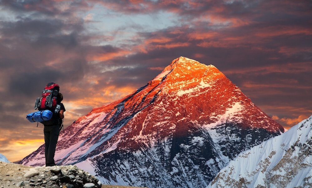 Mount Everest day