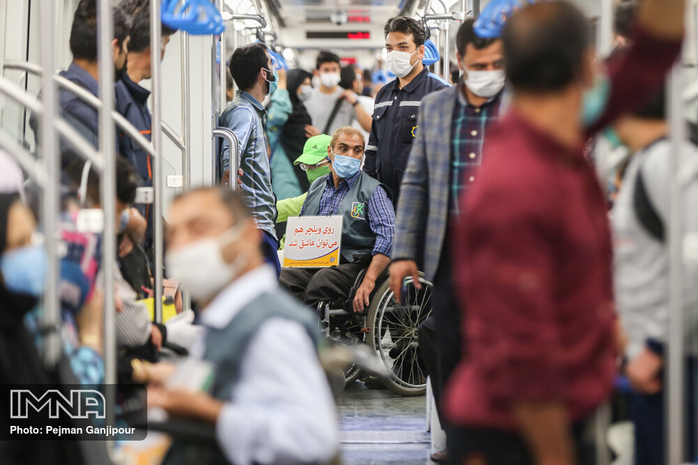 آمادهسازی مترو اصفهان برای حضور معلولان یک وظیفه انسانی است