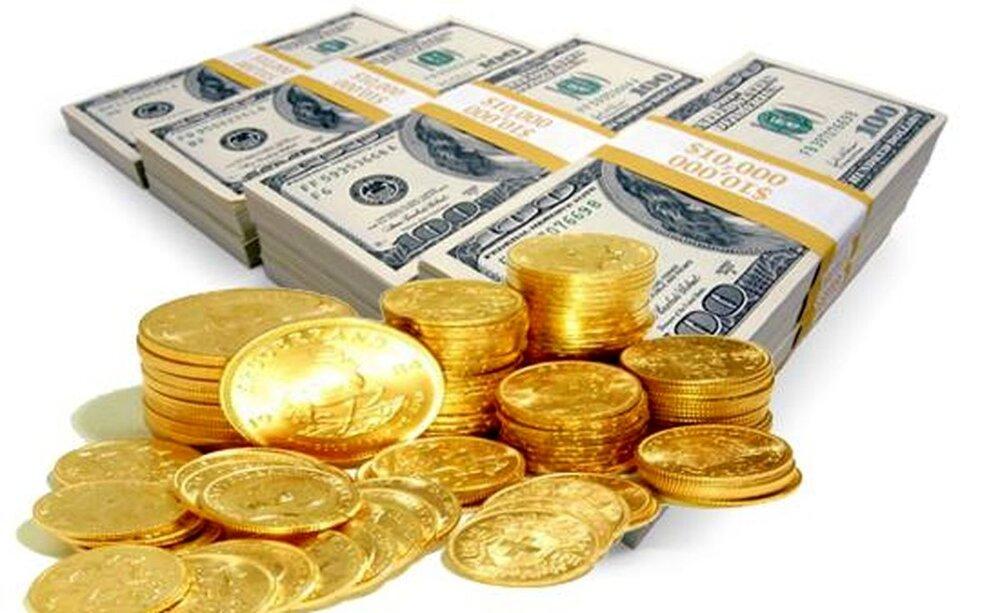 آخرین قیمت طلا، سکه و دلار تا پیش از امروز ۲۴ خرداد