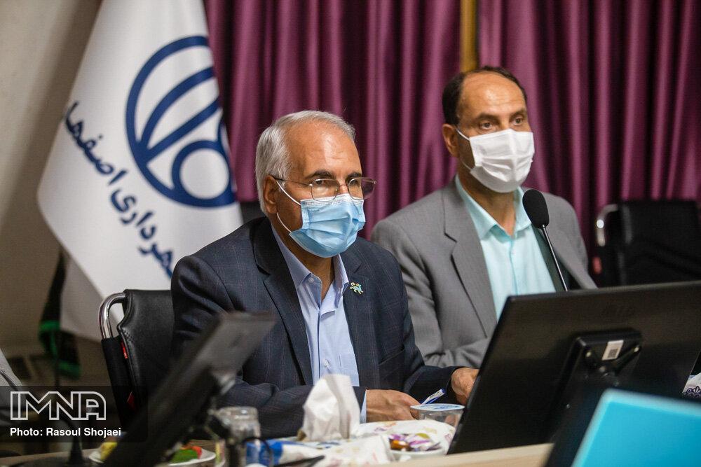 اصفهان با خطر فرونشست روبهرو است/با تمام توان برای رفع مسائل زایندهرود تلاش کردیم