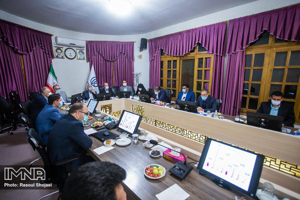 ۱۵۰ کیلومتر از خیابانهای شهر اصفهان ترازیابی شده است