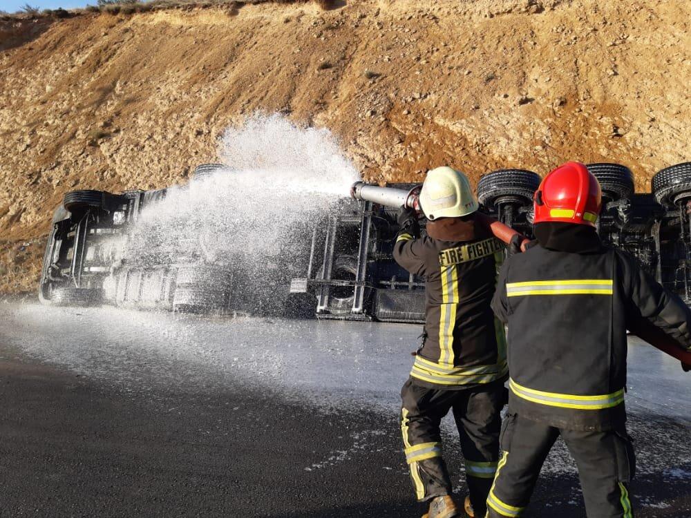 ۲۵۹۶ کشته در حوادث جادهای طی دو ماه نخست امسال