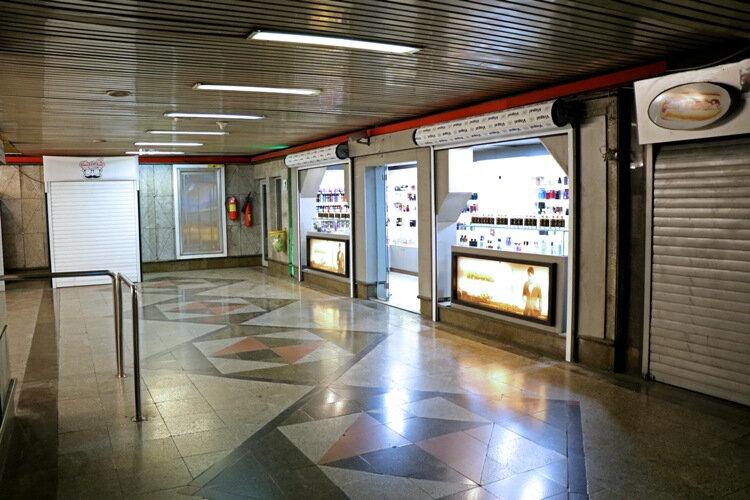 نامه ۶۰ بهرهبردار واحدهای تجاری مترو تهران به شورا