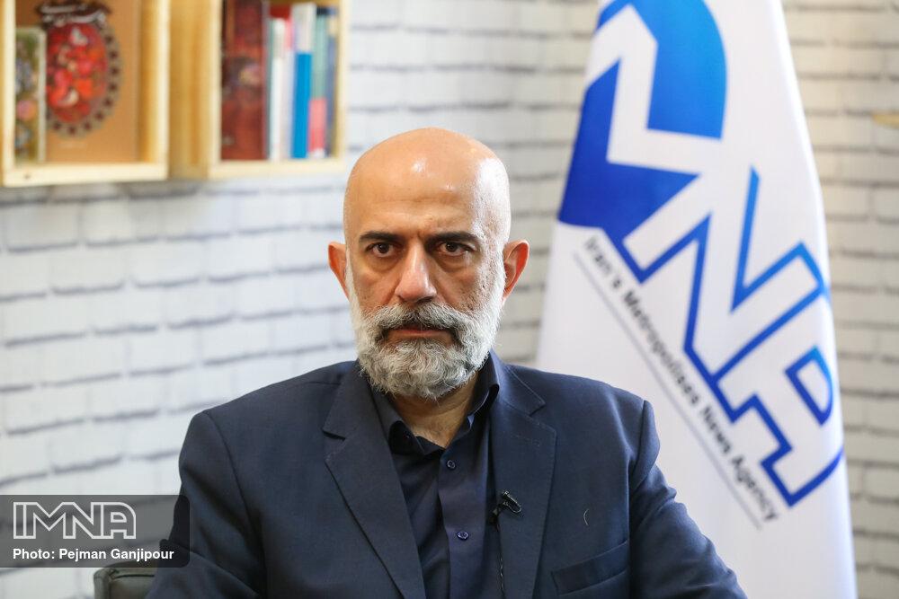 کوروش خسروی: به لیست ائتلاف جبهه اصلاحات متعهدم