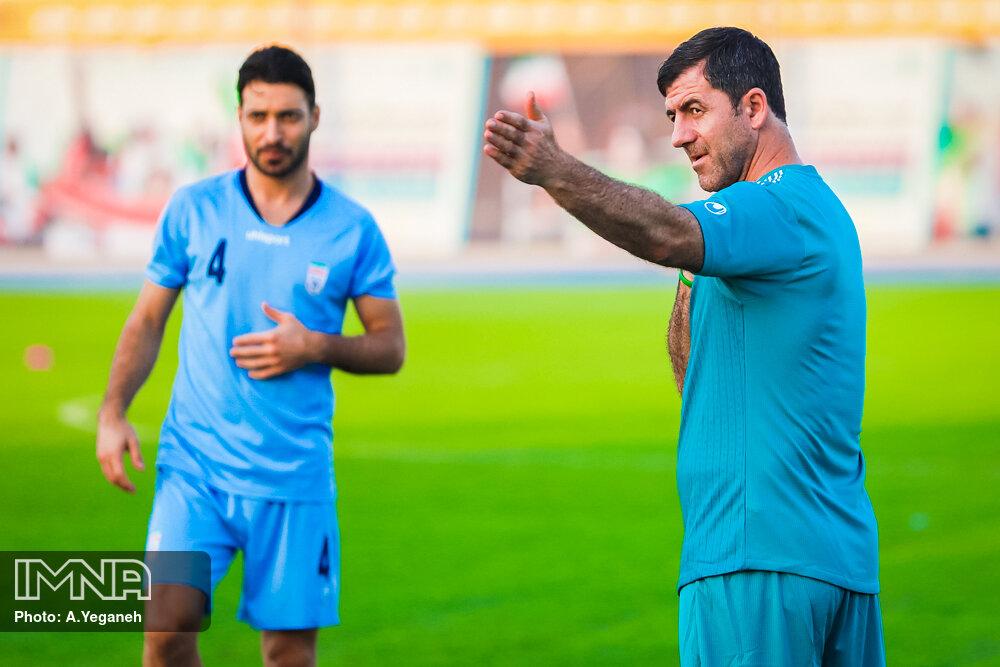 باقری دستیار اسکوچیچ در دور نهایی انتخابی جام جهانی