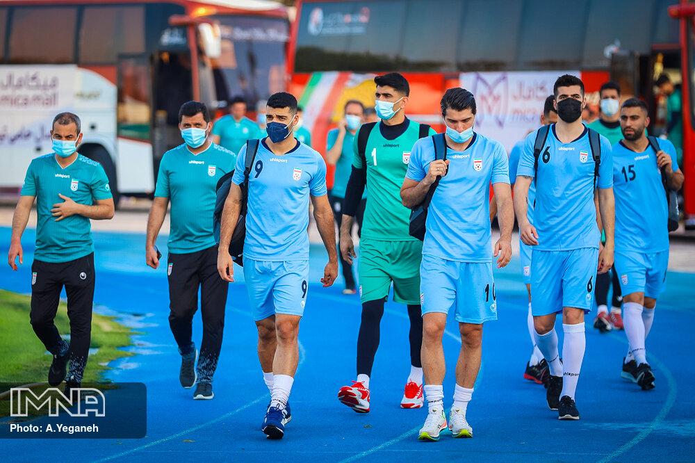 ترکیب تیم ملی برای مصاف با هنگکنگ مشخص شد