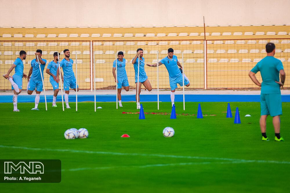 نوع مصدومیت هافبک تیم ملی فوتبال مشخص شد