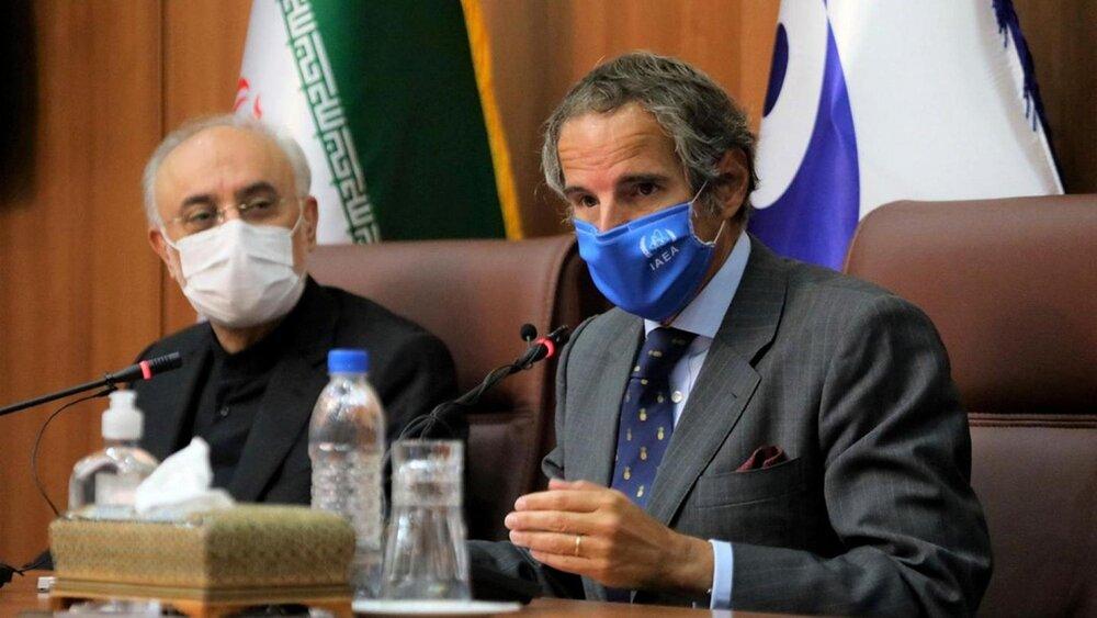نامه صالحی به مدیرکل آژانس در پی انتشار گزارش جدید درباره ایران