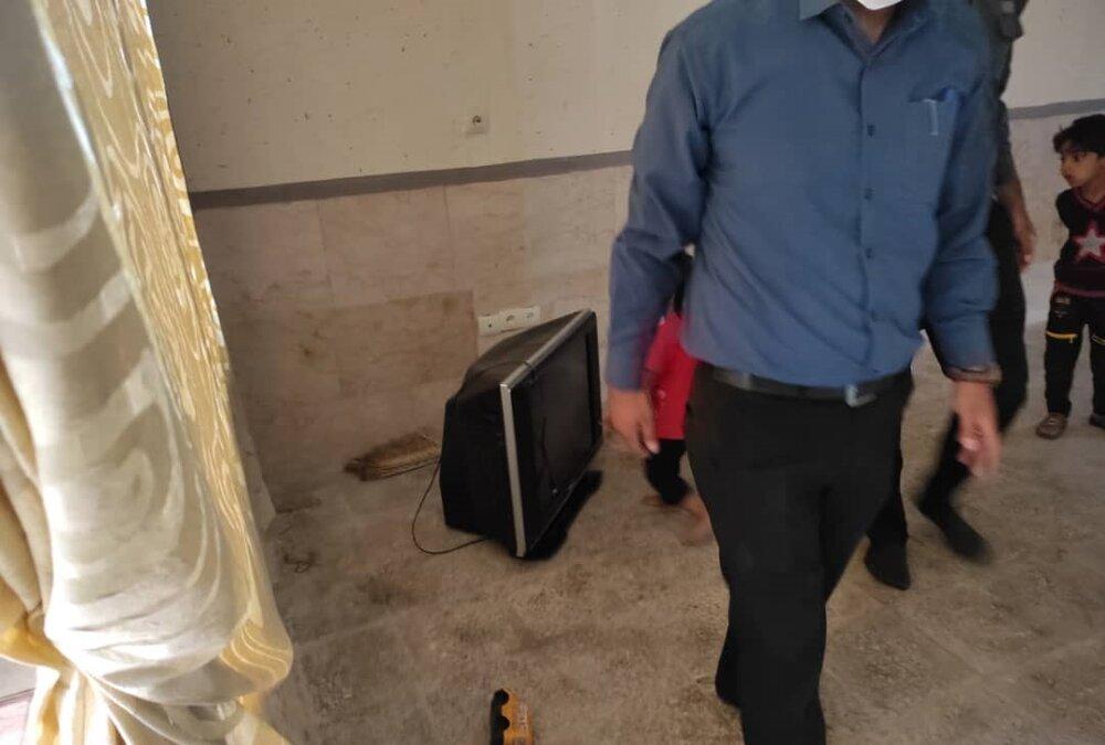 خانه زن گلفروش اصفهانی نونوار شد