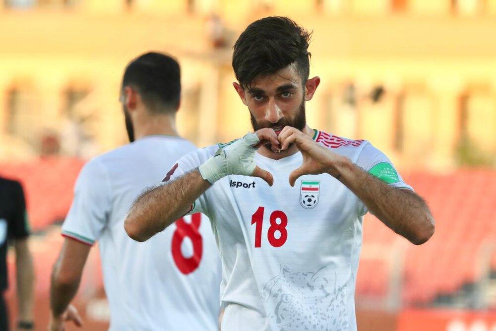 ایران ۳ ـ هنگکنگ ۱/ دشت اول تیم ملی در بحرین