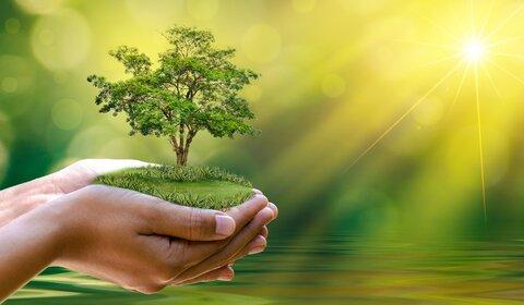 رونمایی از سامانه هوشمند محیط زیست و داشبورد توسعه پایدار