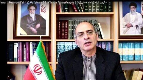 سفیر ایران در لاهه:جمهوری اسلامی ایران الگوی متفاوتی از حکمرانی مردم سالار عرضه کرد