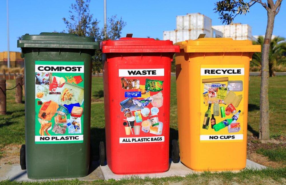 طرح آموزش اهمیت بازیافت به کودکان یونانی
