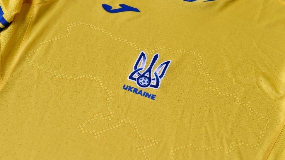 جنجال سیاسی بر سر پیراهن تیم ملی فوتبال  اوکراین!