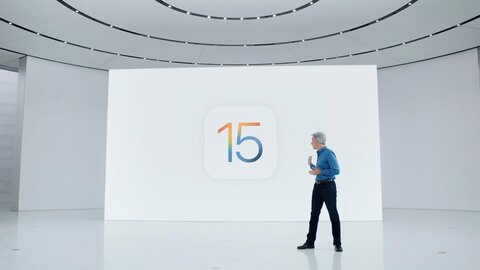 iOS 15  رونمایی شد + ویژگی و تغییرات
