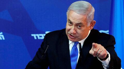 نتانیاهو به دنبال براندازی در اسرائیل