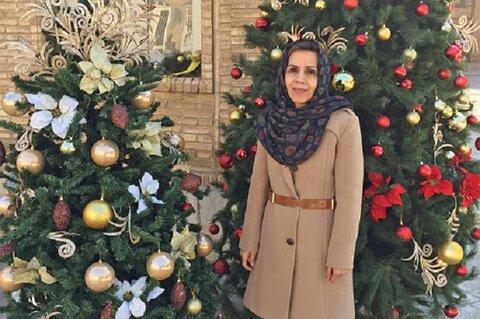 آیلین ملکیان: خرسندم که شهرداری اصفهان به ورزشکاران زن اهمیت میدهد