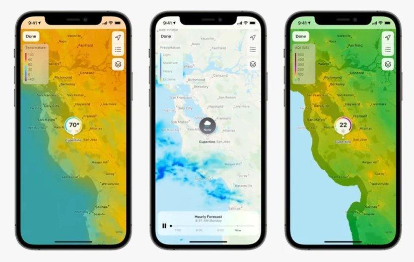 iOS 15  با قابلیتهای جذاب رونمایی شد