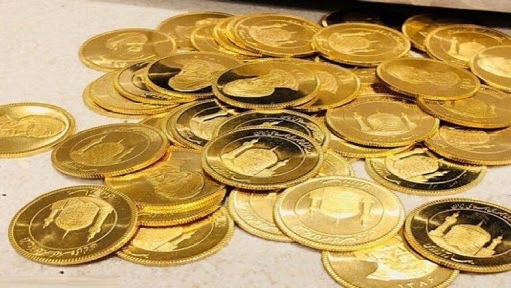 قیمت سکه امروز یکشنبه ۲ آبان ماه ۱۴۰۰ + جدول