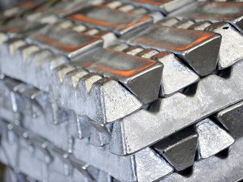 تولید شمش آلومینیوم ۳۳ درصد افزایش یافت