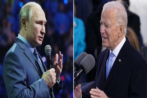 ژنو آرام؛ چشم انتظار مذاکرات داغ بین پوتین و بایدن