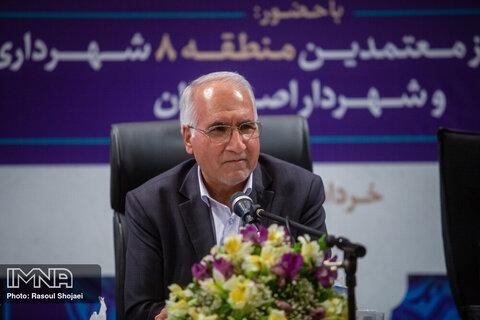 ۵ هزار میلیارد تومان برای مترو در زیرزمین هزینه شده است/ دروازه شرقی اصفهان سروسامان گرفت