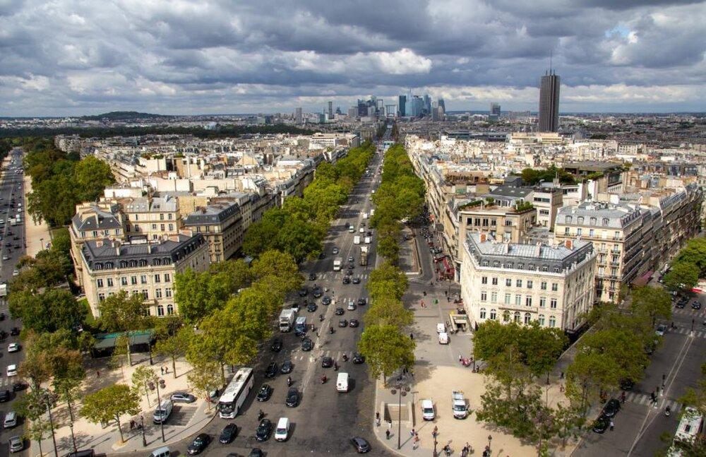 مشارکت شهروندان پاریسی در مبارزه با تغییرات آب و هوایی