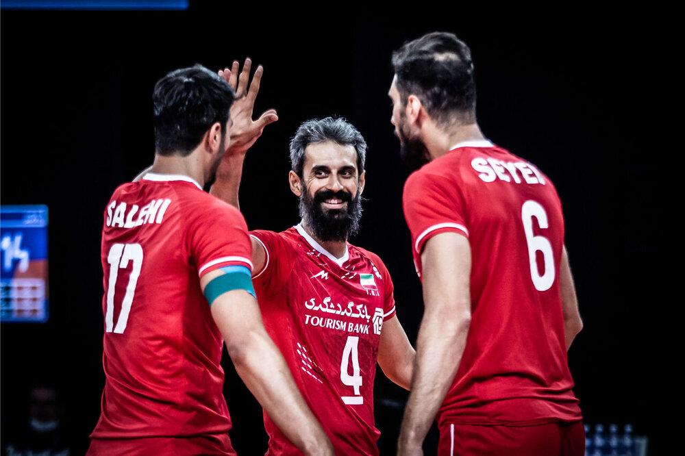 خداحافظی رسمی سعید معروف از تیم ملی والیبال