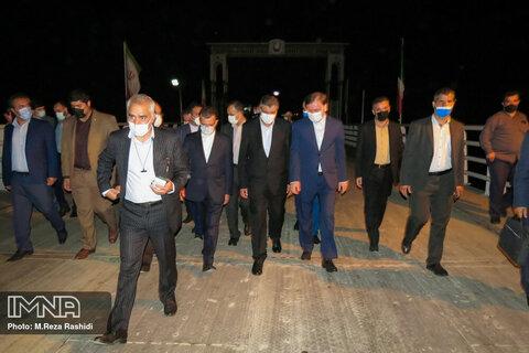 بازدید مقامات ایران و جمهوری آذربایجان از آستارا