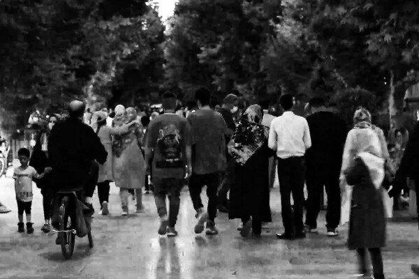 پیاده روی در اصفهان